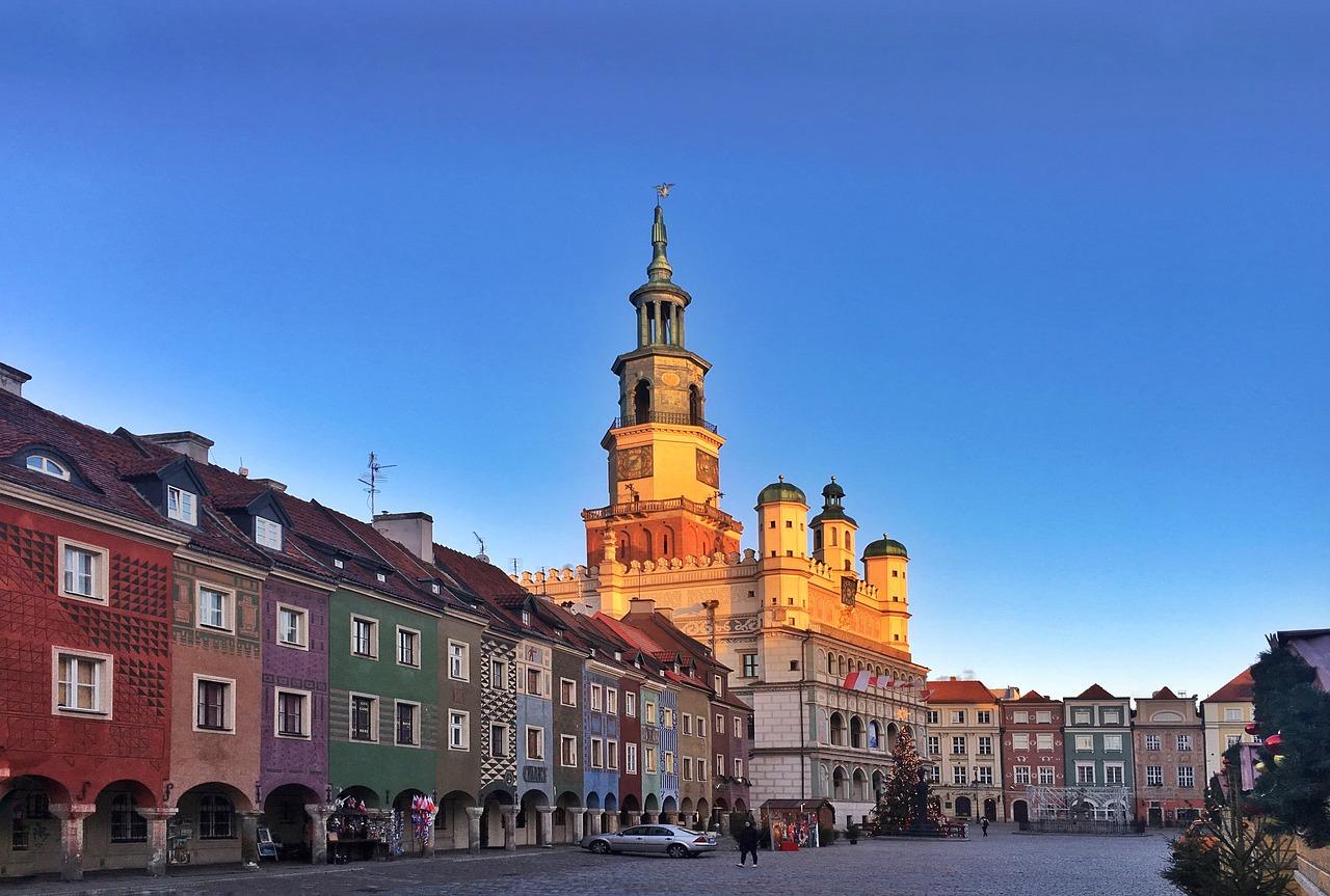 Poznań: idealne miasto dla szukających swojego miejsca